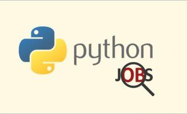 pythin job Nityam Webtech